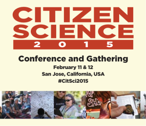 Citizen Science 2015 Flyer snapshot